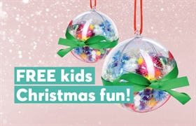 Free Kids Christmas Fun